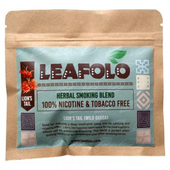 Leafolo Lions Tail Blend - (1 Pocket Pack | Net Weight: 20g)