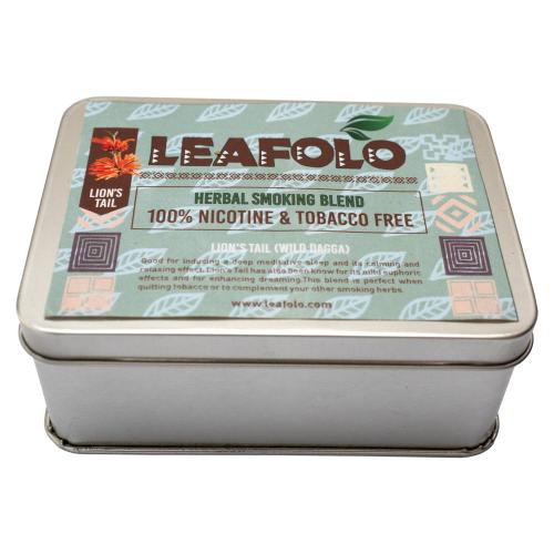 Leafolo Lions Tail Blend:  Tin | Net Weight: 50g
